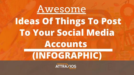 freh social media content ideas