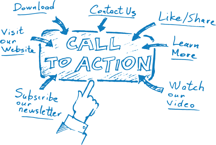 ways to increase conversion rate- call to action ideas