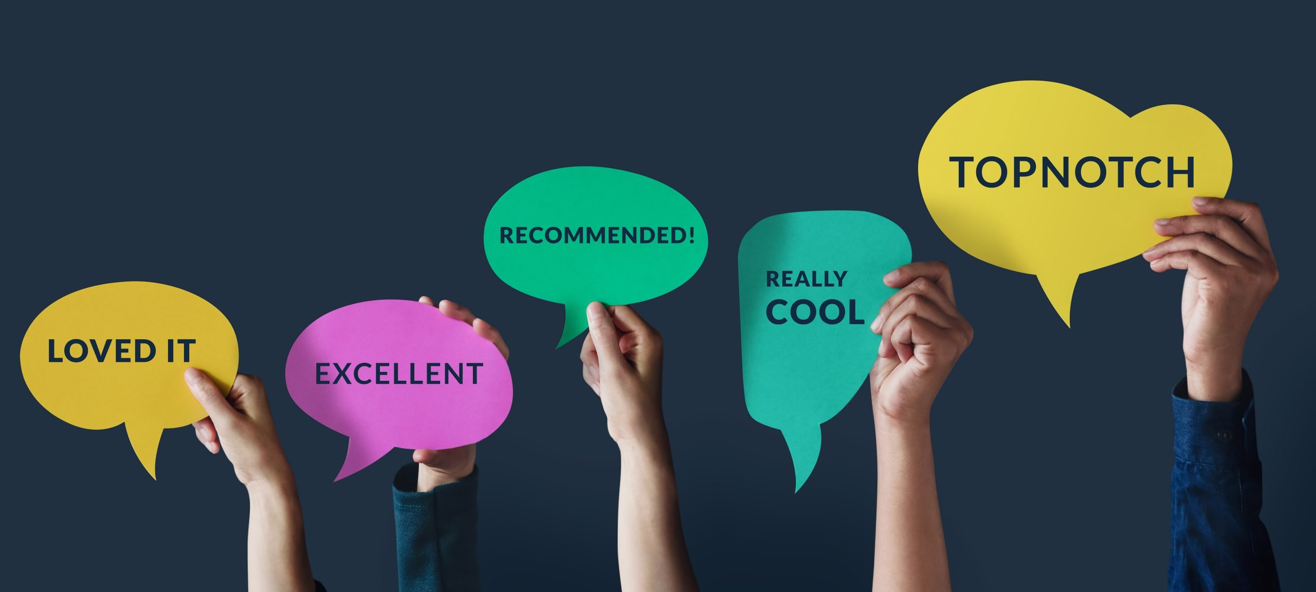 website conversion rates improvement by customer reviews