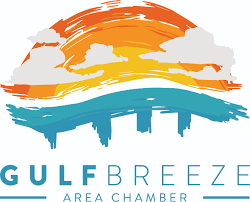 gulf breeze chamber logo
