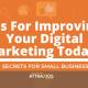 how to improve digital marketing